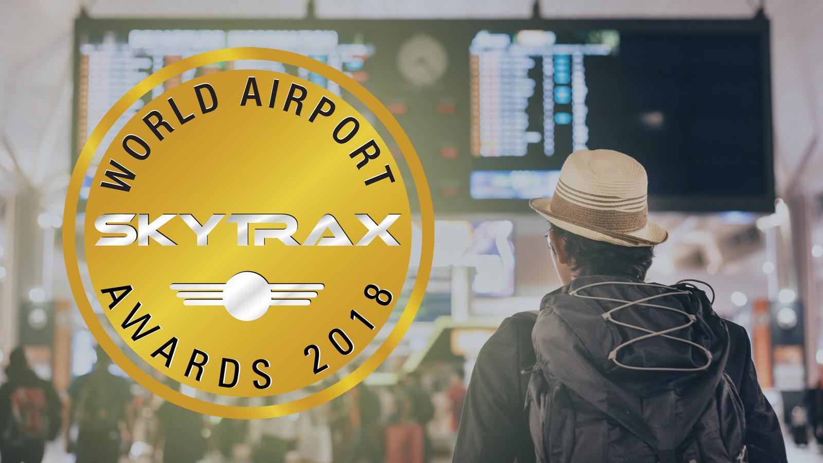 se anuncian los world airport awards 2018